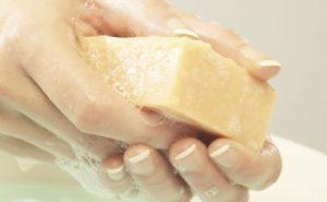 Действие хозяйственного мыла