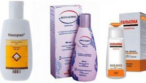 лечебный шампунь выбрать от себорейного дерматита