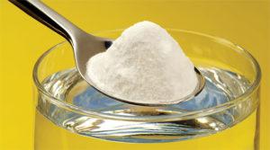 пищевая сода при псориазе