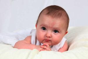 родимые пятна у новорожденных