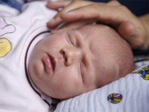гемангиома у новорожденных на голове